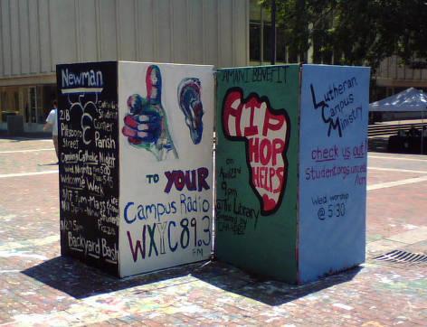 "Carolina Union ""Cubes"""