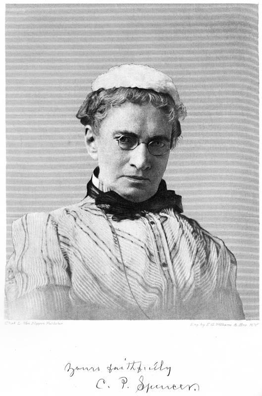 Cornelia Spencer