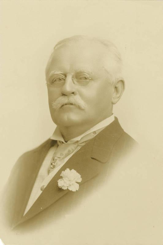 Julian Shakespeare Carr (1845-1924)
