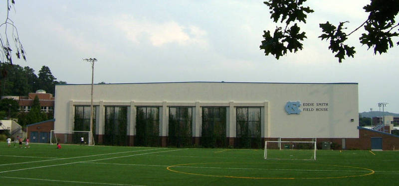 Eddie Smith Field House, completed 2001