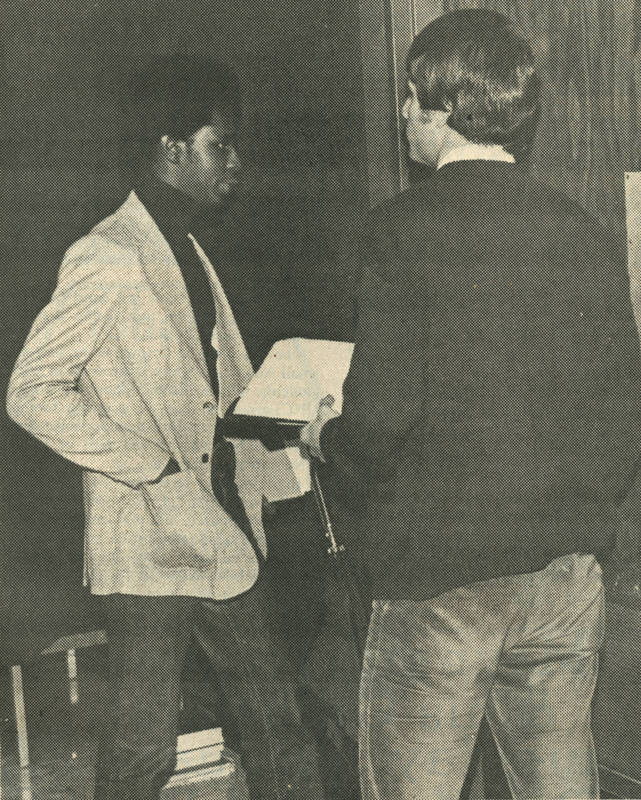 David Duke Protest, 1975