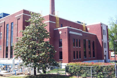 Cogeneration Facility - Gore Building, completed 1992