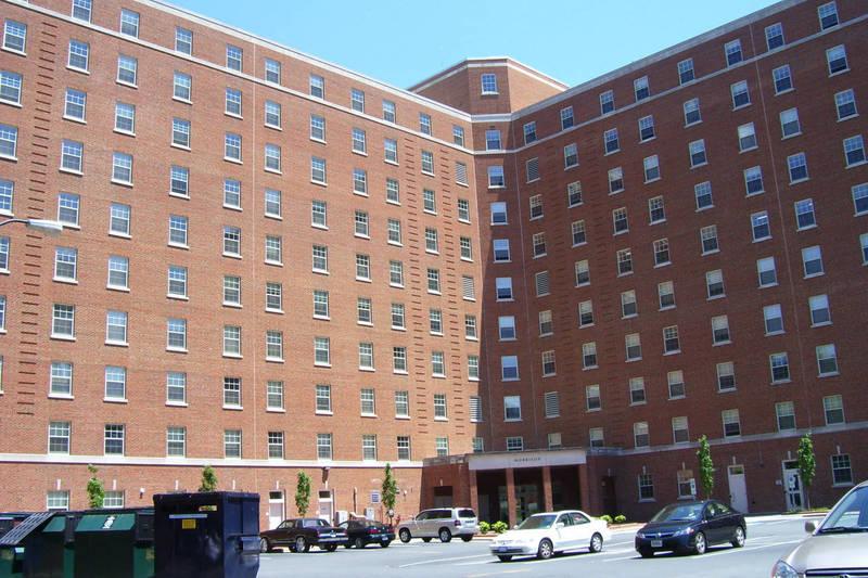 Morrison Residence Hall
