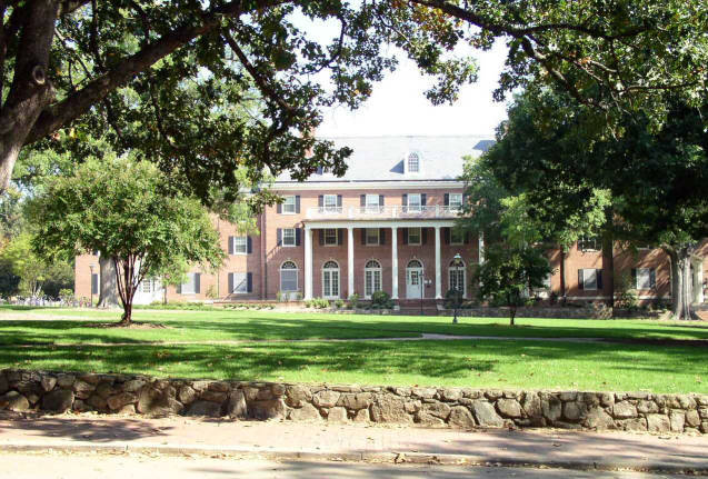 Kenan Residence Hall, completed 1939