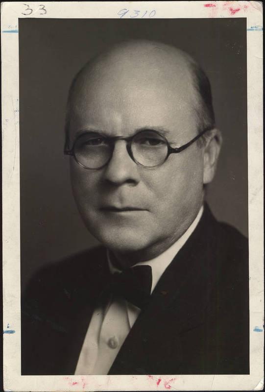 J. G. de Roulhac Hamilton (1878-1961)