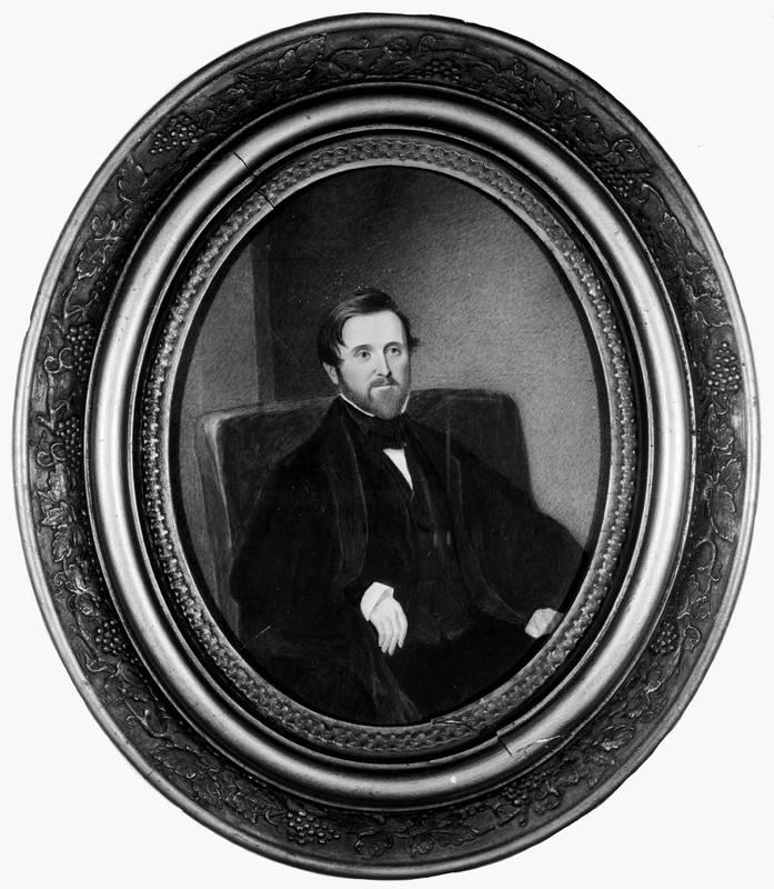 Alexander Jackson Davis (1803-1892)