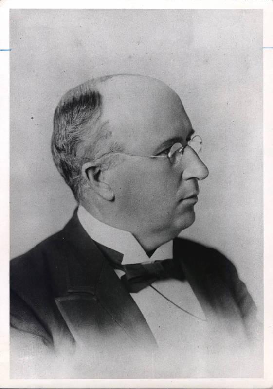 George Tayloe Winston (1852-1932)