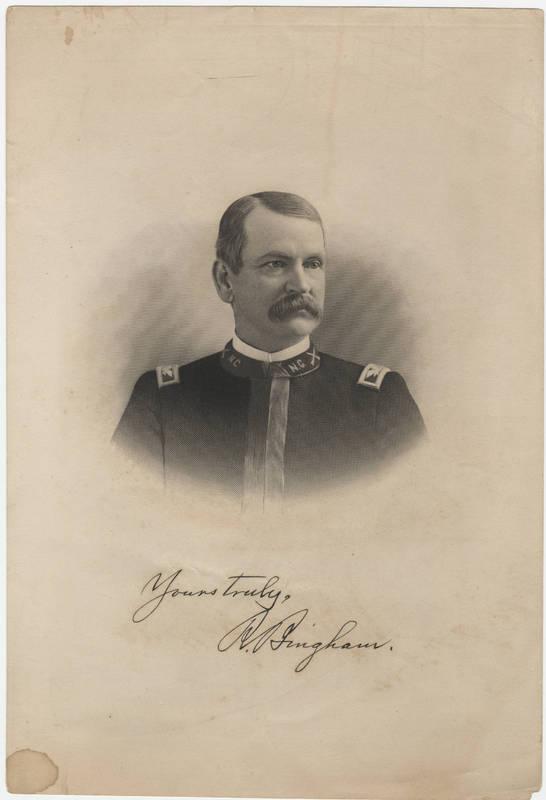 Robert Hall Bingham (1838-1927)