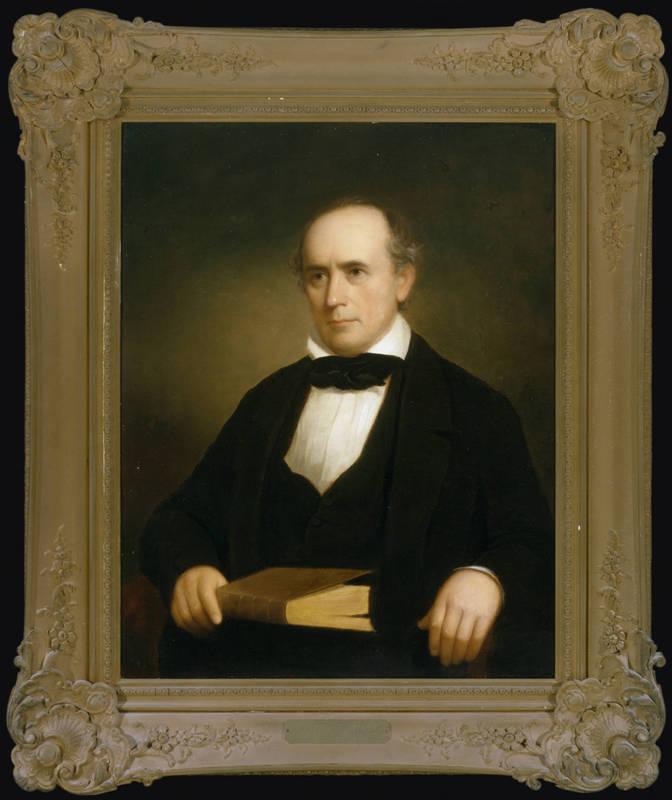 Elisha Mitchell (1793-1857)