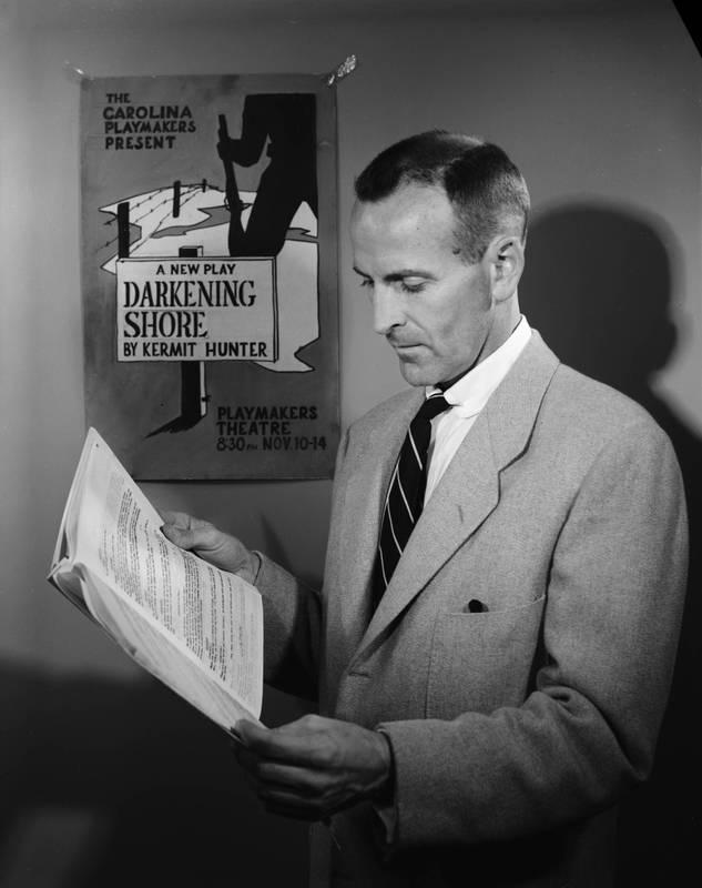 Kermit Hunter (1910-2001)