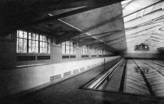 Bowman Gray Swimming Pool