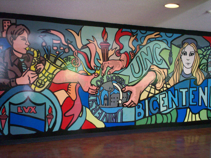 Bicentennial Mural