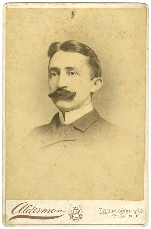 Edwin A. Alderman (1861-1931)