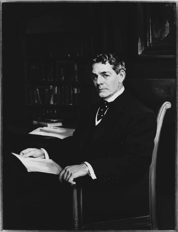 William Hayes Ackland (1855-1940)