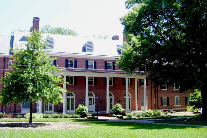 McIver Residence Hall