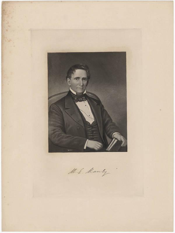Matthias Manly (1810-1881)
