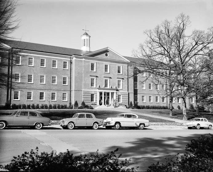Beard Hall, 1959
