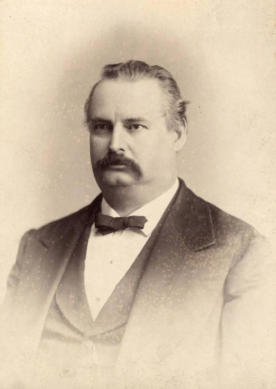 John Washington Graham (1838-1928)