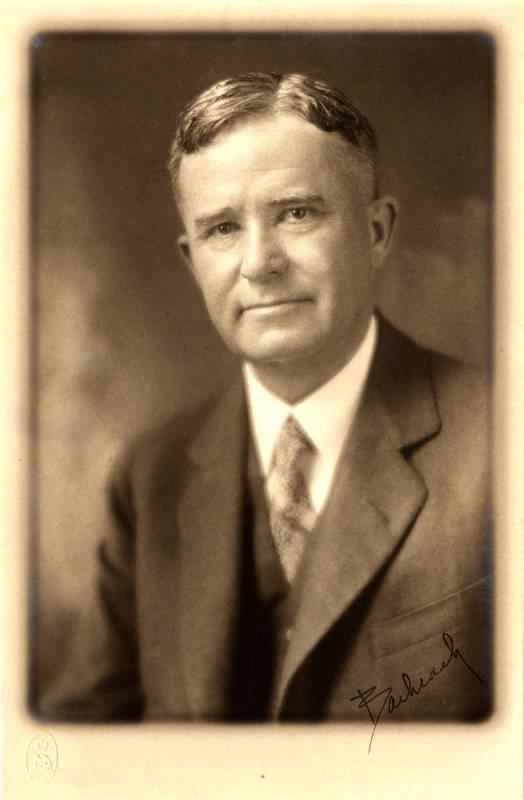 """Edwin A. Greenlaw (1874-1931)"" from Carolina Story: Virtual Museum of University History."