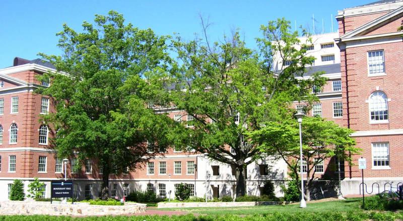 Bondurant Hall, 2005