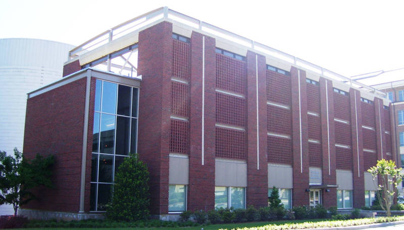 Gary R. Tomkins Chilled Water Operations Center, completed 2006