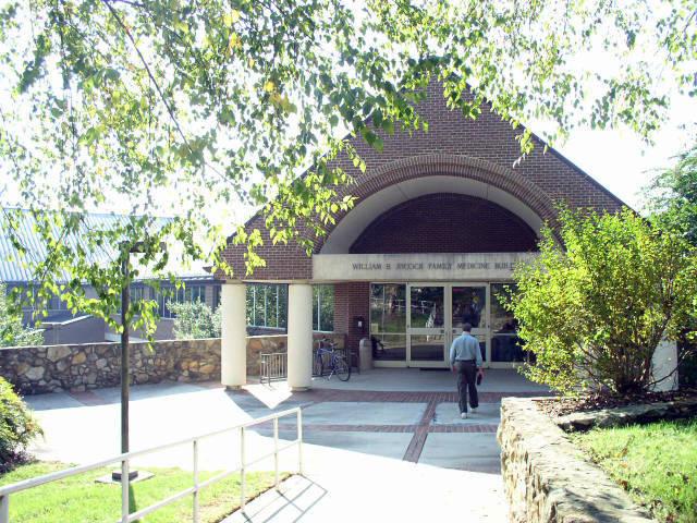 William B. Aycock Family Medicine Center, 1990