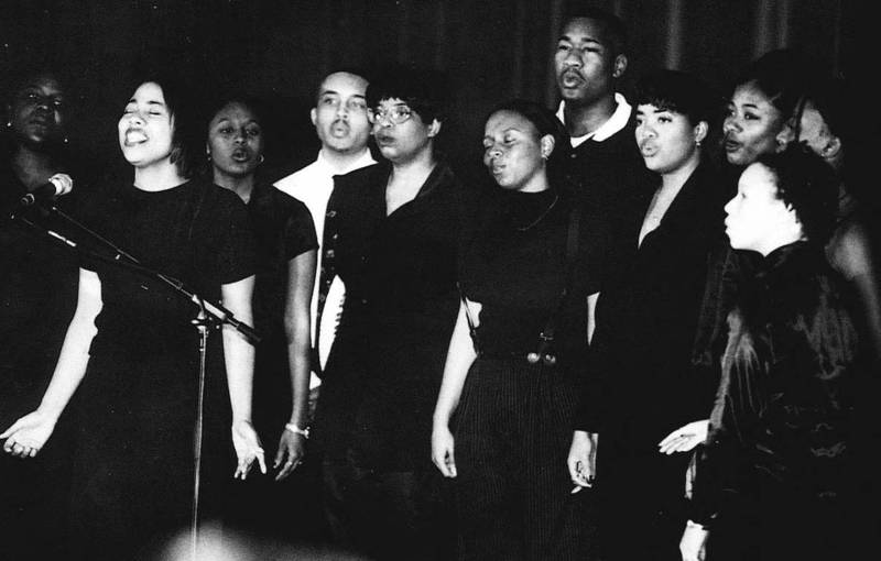 Black Student Movement Outreach and Arts, 1980s and 1990s