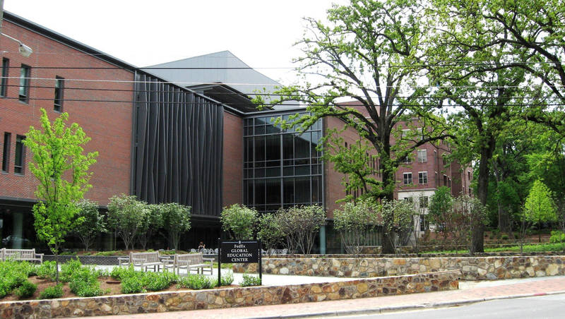 Federal Express Global Education Center, completed 2007
