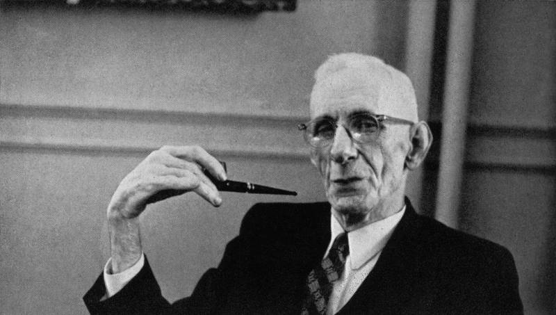Claude Edward Teague (1888-1970)