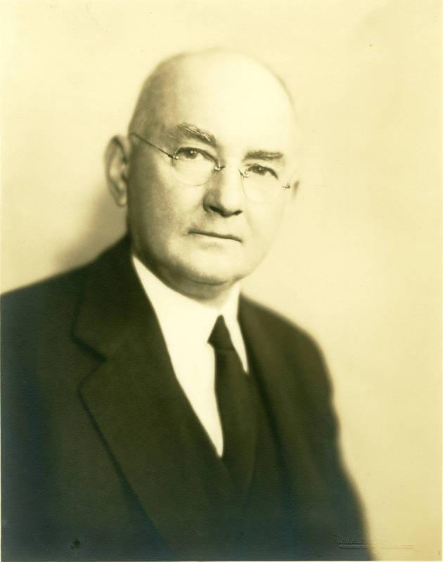 Louis Round Wilson (1876-1979)