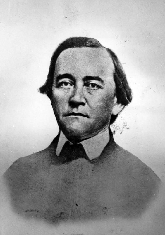 William Waightstill Avery (1816-1864)