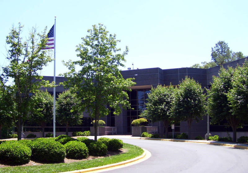 James T. Hedrick Building, completed 2004