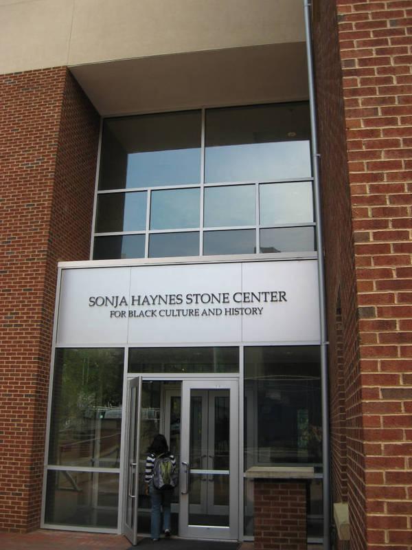 Sonja Haynes Stone Black Cultural Center