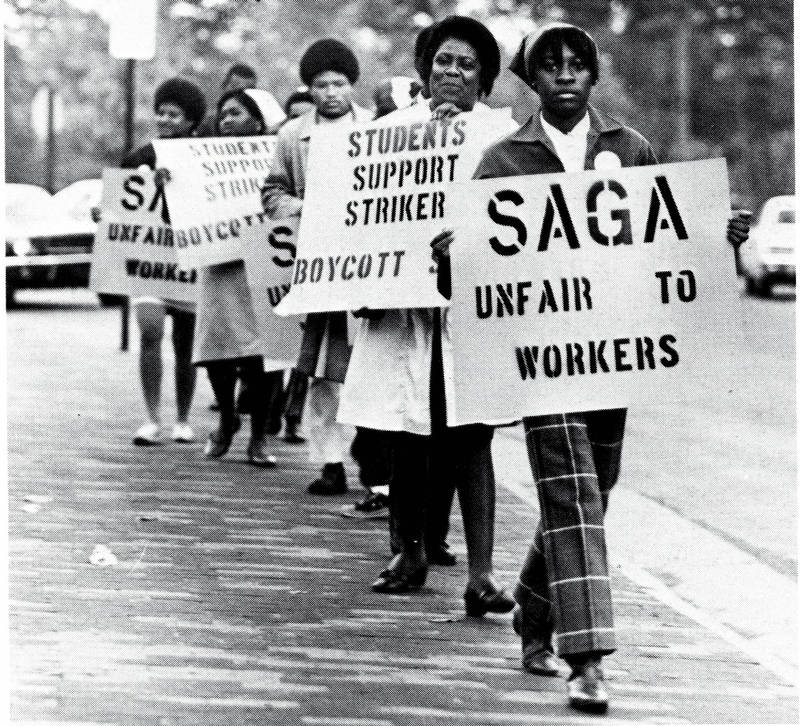 Second Food Workers' Strike: November and December 1969