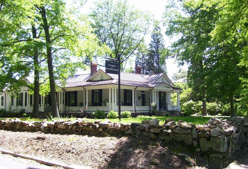Love House & Hutchins Forum