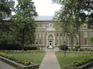 Carolina Hall (previously Saunders Hall)