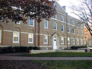 Everett Residence Hall, completed 1928