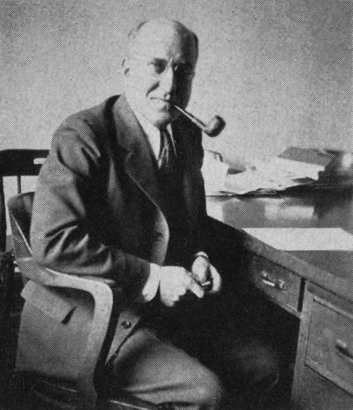 Maurice Taylor Van Hecke (1892-1963)