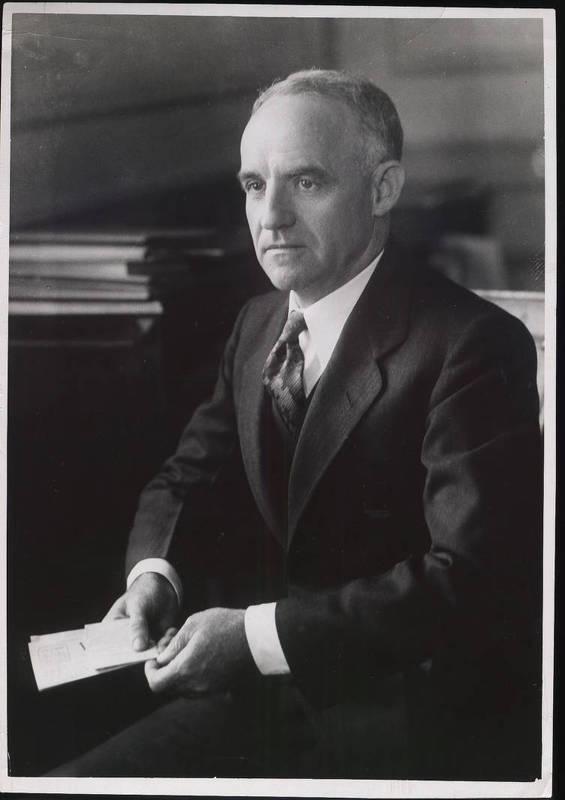 Frank Porter Graham (1886-1972)