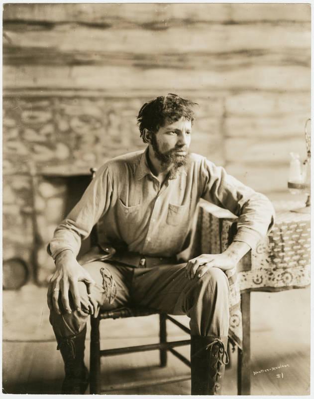 Thomas Wolfe as Buck Gavin, 1919
