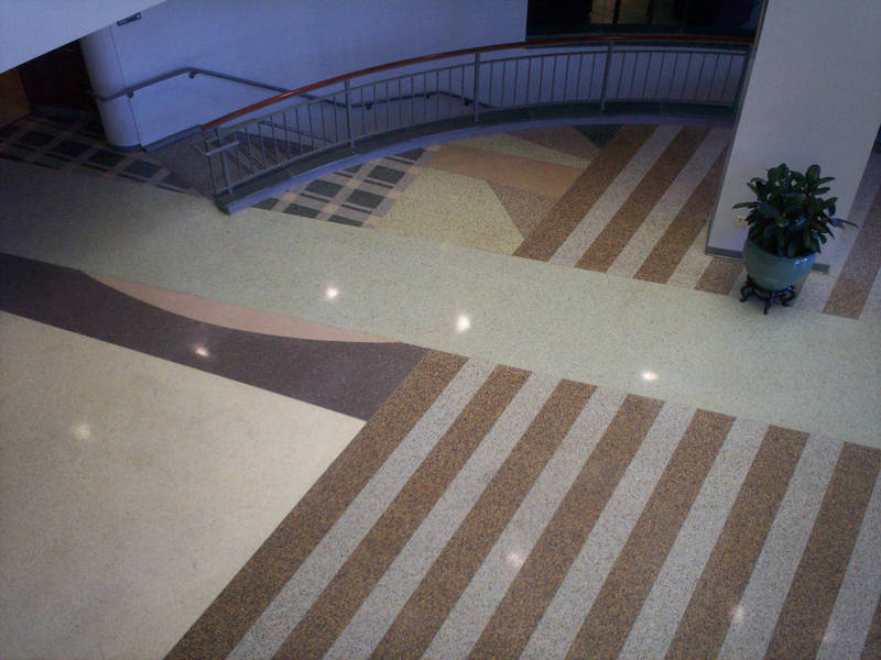 Untitled [Floor/Terrazzo]
