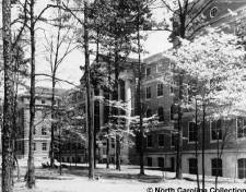 Historical Photo of MacNider Hall
