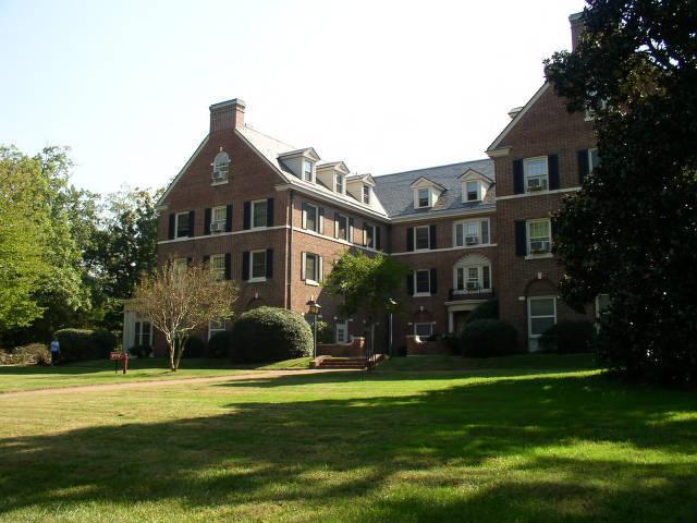 Spencer Residence Hall, 1925