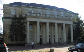 Memorial Hall (new building, 1930)