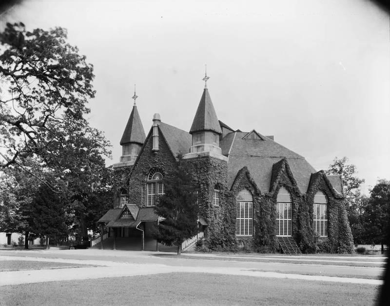Memorial Hall (old building, 1885)