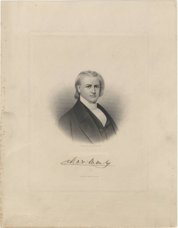 Charles Manly (1795-1871)