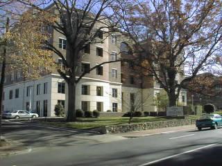 Tate-Turner-Kurault Building, dedicated 1995