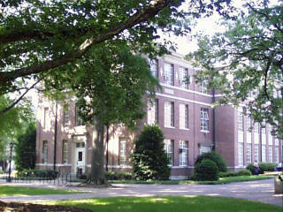 Hanes Hall, completed 1949