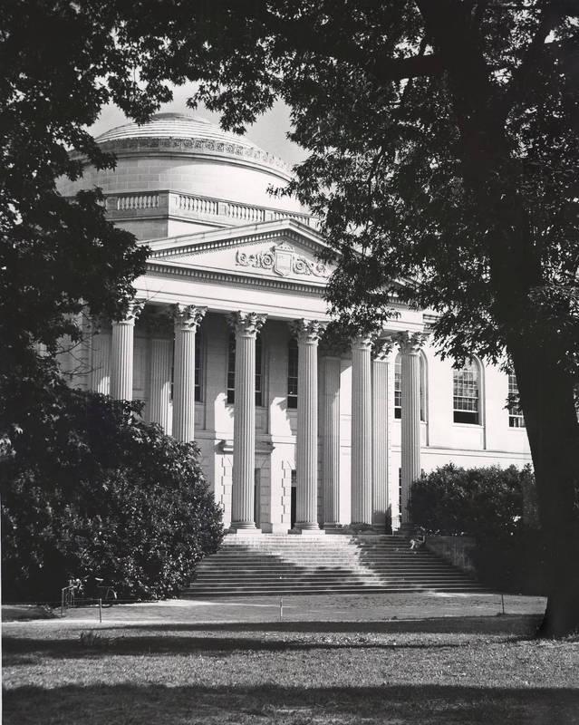 Wilson Library, dedicated 1929