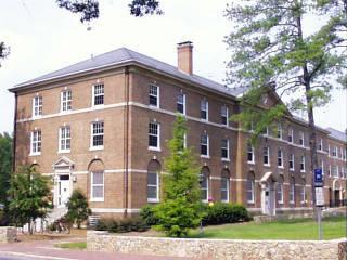 Aycock Residence Hall, 1924
